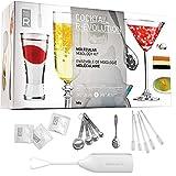 Grand Kit Coffret Cocktail Moléculaire (cuisine moléculaire) avec DVD de 30 recettes