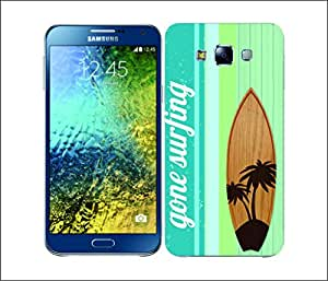 Galaxy Printed 2914 SurfBoards Palm Hard Cover for Samsung GRAND I9082