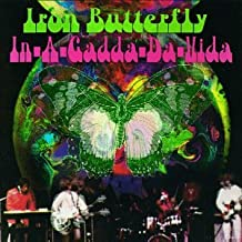 In-a-Gadda-Da-Vida [Musikkassette]
