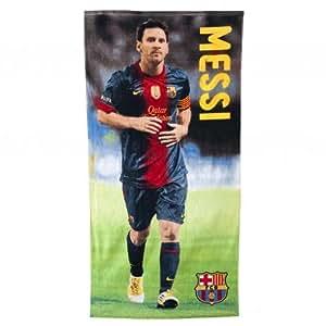F.C. Barcelona Towel Messi