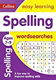 Spelling Word Searches Ages 7-9 (Collins Easy Learning KS2)
