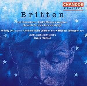 Britten : Les Illuminations
