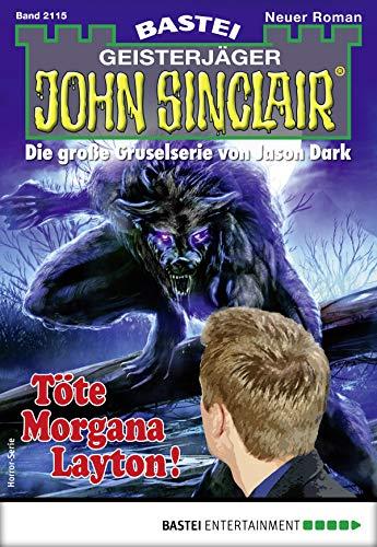 John Sinclair 2115 Horror-Serie: