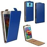 ARCHOS 55 Platinum Smartphone Klappbare Flip Tasche /