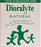 Dioralyte Natural Electrolyte Powder - Pack of 6