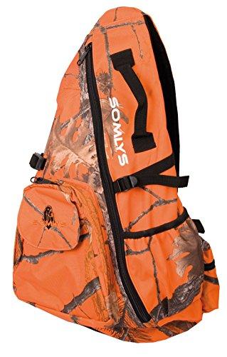 Sac à dos camo orange Fire Somlys 1008F
