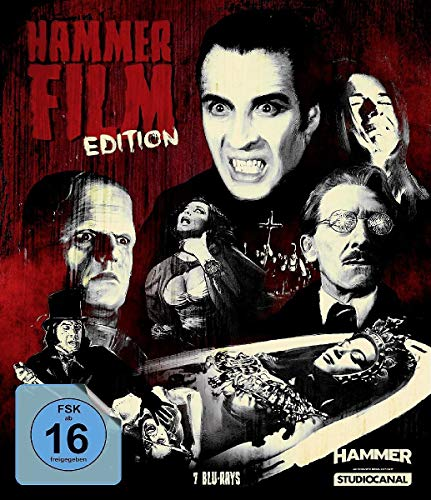Hammer Film Edition [Blu-ray]