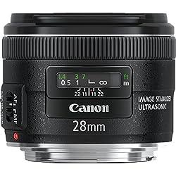 Canon 5179B005 Objectif optique EF28mm f/2,8 ISUSM