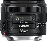 Canon EF 28mm f 2.8 IS USM Weitwinkel EF-Objektive (58mm Filtergewinde) schwarz