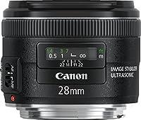 Canon EF 28mm f/2.8 IS USM - Objetivo para Canon (distancia focal fija 2...