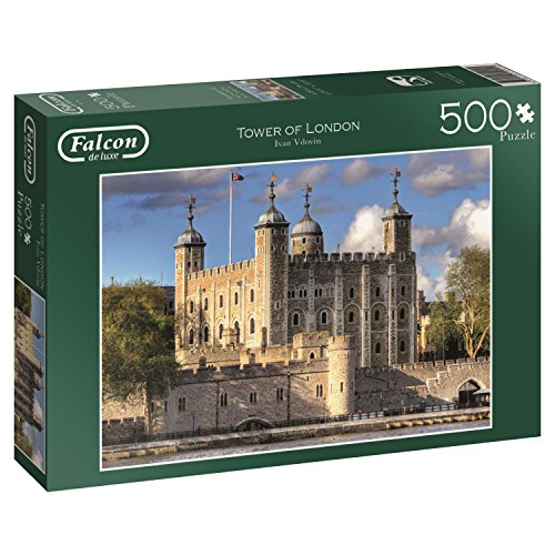 Falcon De Luxe Tower Of London Puzzle (500 Piece)