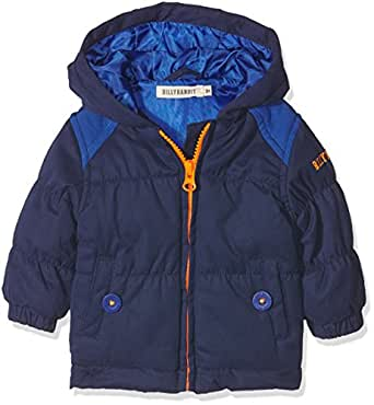 Billy Bandit Billybandit Baby Boys 0-24m V06016 Puffer Jacket Coat, Blue (Medieval Blue), 2 Years