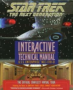 Star Trek The Next Generation: Interactive Technical Manual
