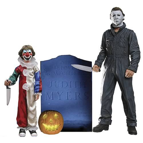 (Action Figur Halloween: The Evolution of Evil (with Light))