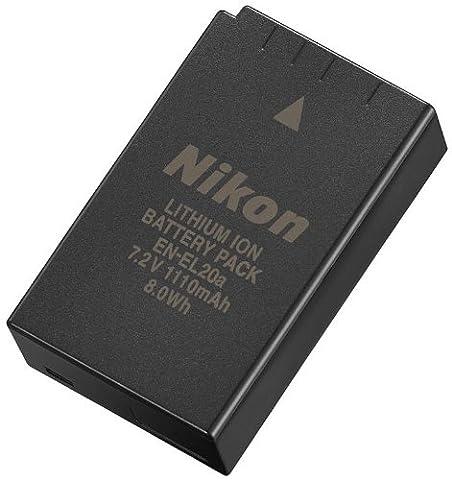Nikon EN-EL20a Li-Ion Akku für 1 V3 Systemkamera