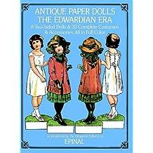 Antique Paper Dolls: The Edwardian Era