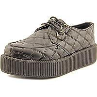 T.U.K. dell 'viva suola è qui per rivoluzionare il Creeper. Conservare tutto lo stile originale che rende questa scarpa iconica, poi aggiungere il comfort calzature da moderno. EVA suola permette di camminare è leggero, pur mantenendo Altezza. La nos...