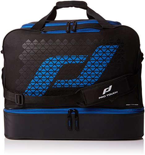Pro Touch Sporttasche Pro Bag Sr. Force Schwarz/Blau, 60 x 35 x 40 cm