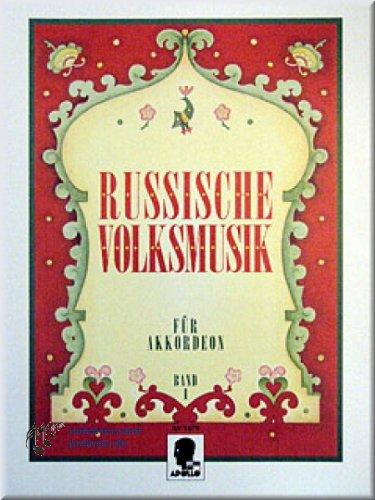 RUSSISCHE VOLKSMUSIK 1 - Akkordeon Noten [Musiknoten]
