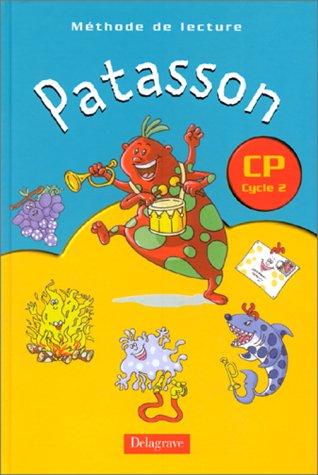 Patasson, CP, livre de l'élève