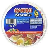 Haribo Starmix Drum Sweet Foam Gums, 400 g, Pack of 8