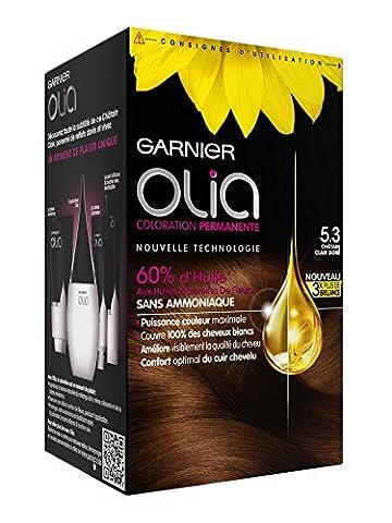 Garnier - Olia - Coloration Permanente à l'Huile Sans Ammoniaque