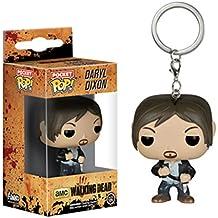 Llavero Funko Pop! The Walking Dead Daryl Dixon