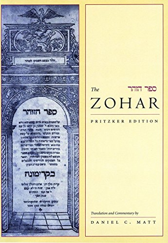 Download the zohar vol one zohar the pritzker editions by thumbnail fandeluxe Images