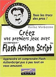 Créez vos premiers jeux avec Flash ActionScript