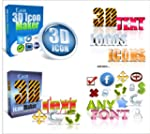 Trend Easy 3D ICON Paket V1 + V2 - Lo...