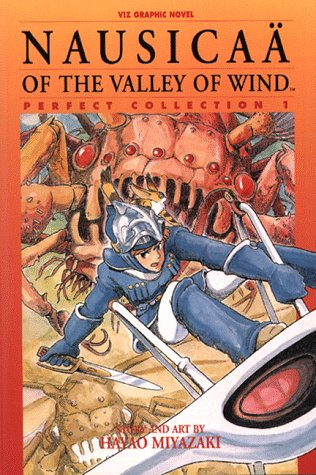 Nausicaa of the Valley of Wind: Perfect Collection par Hiyao Miyazaki