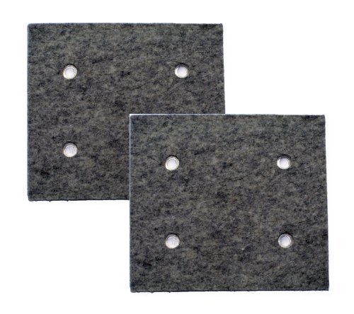Porter Cable Replacement Pad for 330 Sander(2 Pk) # 846724-2pk by PORTER-CABLE (Portercable Sander)