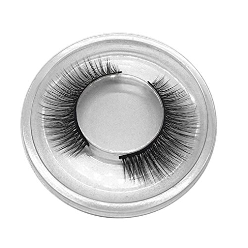 Fanxing 3D Falsche Wimpern Natürliche Dicke Flauschige Eye Wimpern falsche Wimpern Fake False Eyelashes