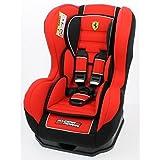 Ferrari Siège Auto de la Naissance à 18 kg Cosmo Sp Rouge