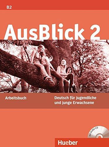 Ausblick: Arbeitsbuch 2 MIT Eingelegter Audio-CD by Anni Fischer-Mitziviris (2008-03-11)