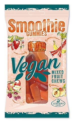 Lühders - Smoothie Gummies vegan Melba Ruby - 80g