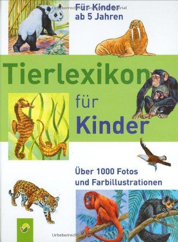 Tierlexikon für Kinder