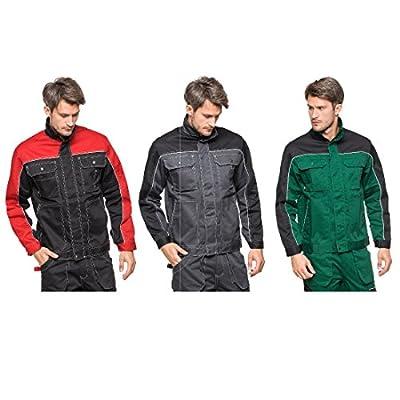 Arbeitsjacke 46-64 Sicherheitsjacke Schutzjacke Arbeitskleidung Berufsbekleidug