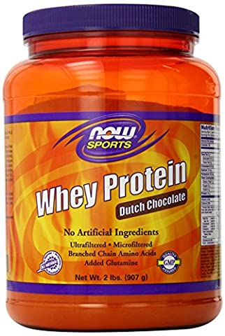 Whey protein - 907 g - Chocolat - Now foods