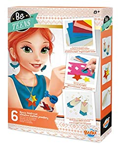 Buki France- Be Teens - Joyas de Polipiel, Color (BE111)