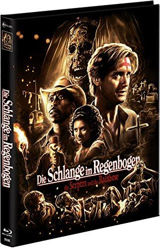 Die Schlange im Regenbogen - Uncut/Mediabook - Limitierte Edition auf 222 Stück (+ DVD) [Blu-ray]