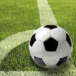 Unbekannt '50Serviettes, 3Plis Pliage 1/433cm x 33cm Football Football