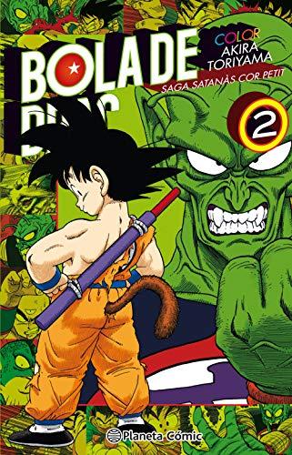 Bola de Drac Color Cor Petit nº 02/04 (Manga Shonen)