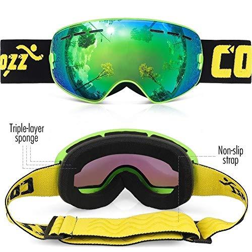 NO BRAND Gafas esquí Niños Gafas esquí tamaño
