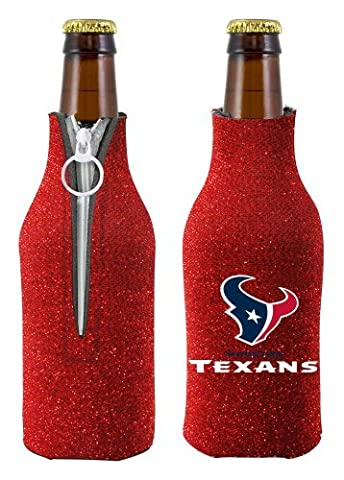 Kolder Houston Texans Glitter Bottle