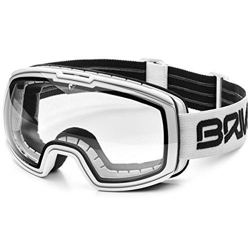 f9a1955b44 En Venta Briko nyira 7,6 Photo, gafas de protección unisex – adultos,  a91matt/blanco/phg13, un tamaño Revisión˜