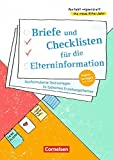 Image de Perfekt organisiert ins neue Kita-Jahr: Briefe und Checklisten für die Elterninformation: Ausformulierte Textvorlagen zu typischen Erziehungsthemen.