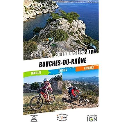 Bouches-du-Rhone VTT 88 Circuits VTT