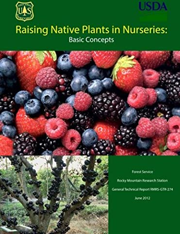 Raising Native Plants in Nurseries: Basic