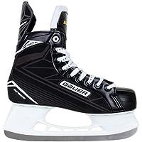 Bauer Schlittschuhe Supreme 140 - Senior - Patines de hockey sobre hielo, color negro, talla 09.0/44.5